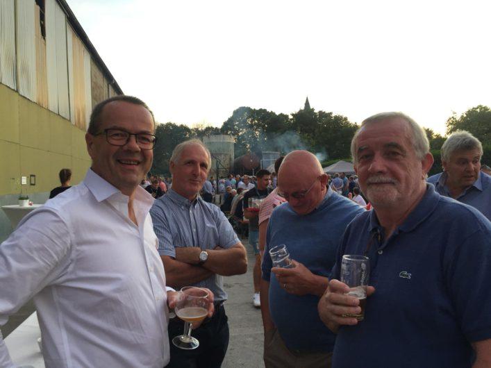 Inauguration de notre nouveau dépôt à Cras-Avernas