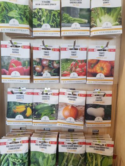Les semences Cycle en Terre sont arrivées à Marneffe et à Cras-Avernas!